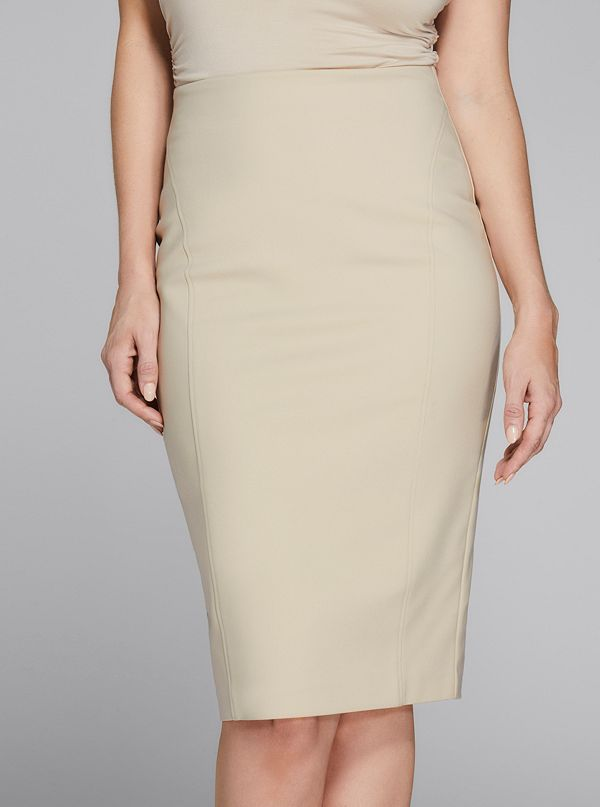 5f255c797e Giotto Tailored Pencil Skirt