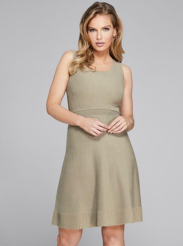 50a0dbb86db Nelle Knit Shift Dress
