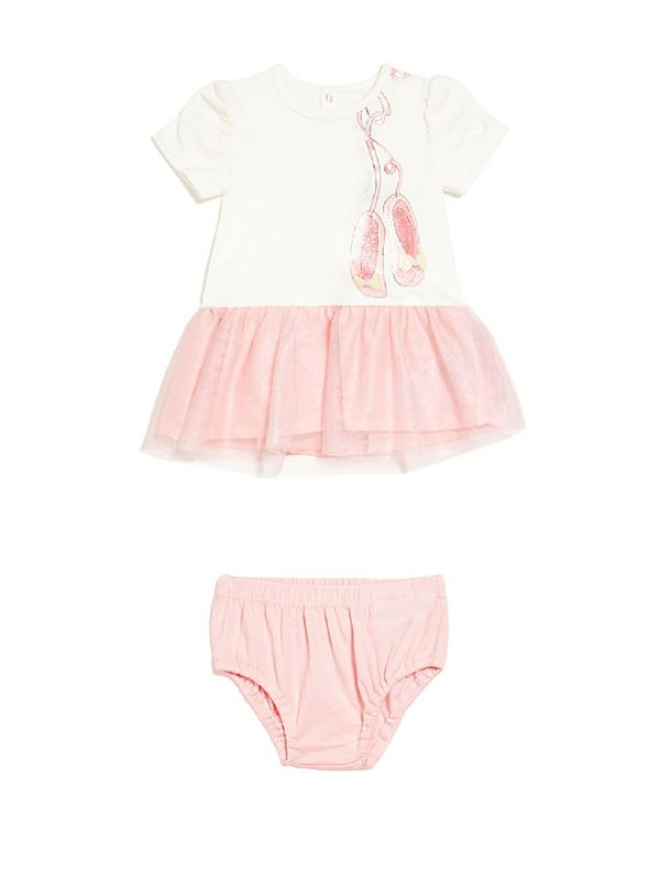 909a65f3a Baby Girl (0-24m) Sale Clothing | GUESS