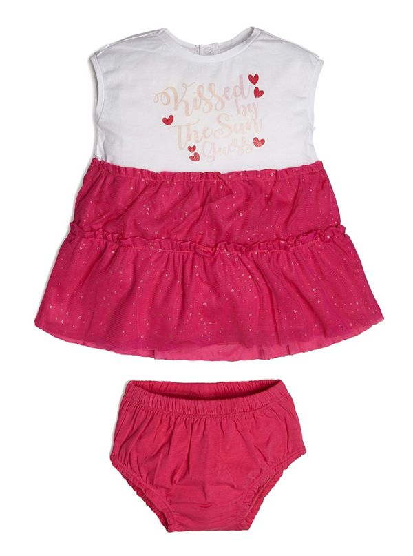 69d471fee697b Kissed By The Sun Dress (0-24M)