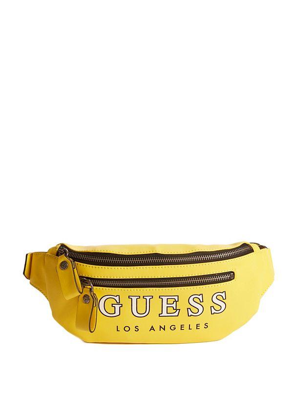 9432434742 GUESS Originals Logo Belt Bag