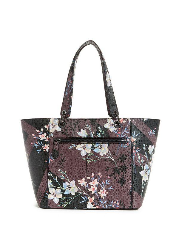 Kamryn Floral Tote | GUESS.com