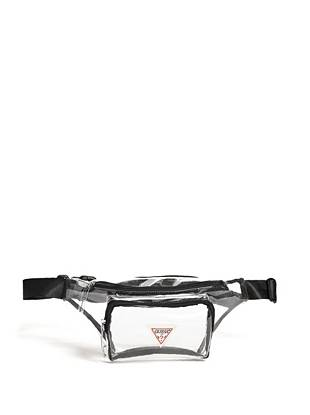 Lucite Fanny Pack by Guess