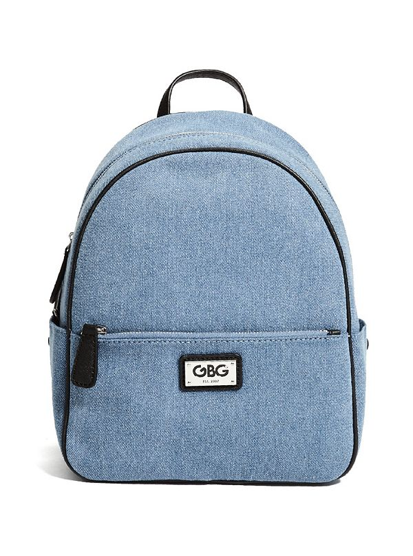 96cc9ade12bd Cazelle Denim Mini Backpack