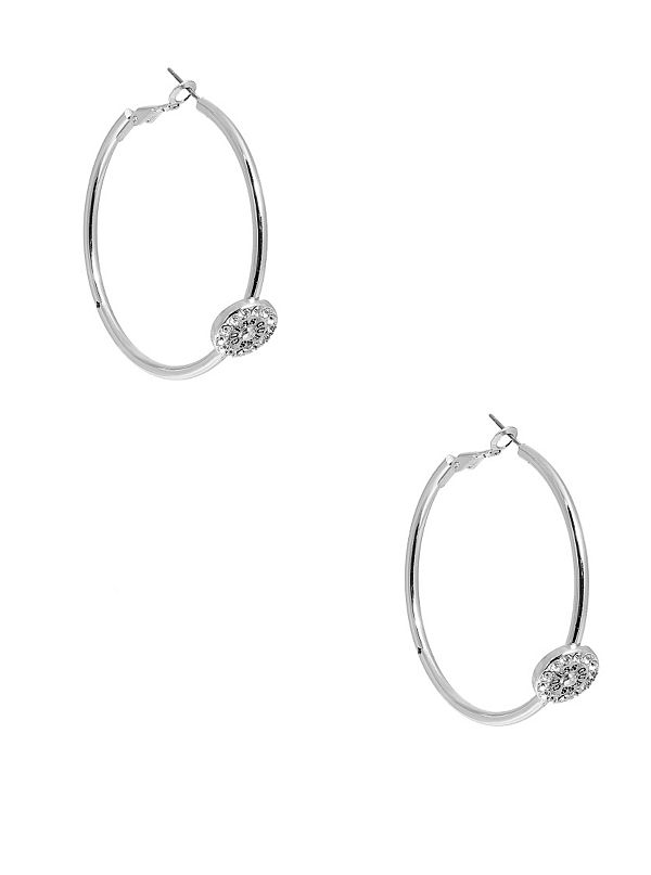 Shop for silver hoop earrings at hereyfiletk.gq Free Shipping. Free Returns. All the time.