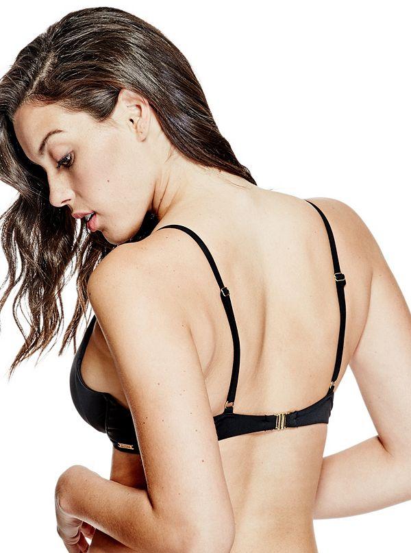 Bikini Top With Underwire 80