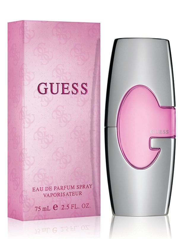 Guess For Women 25 Oz Eau De Parfum Guesscom