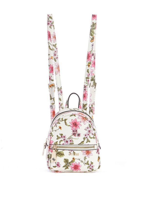 Detail Floral Mini Backpack | GUESS ca