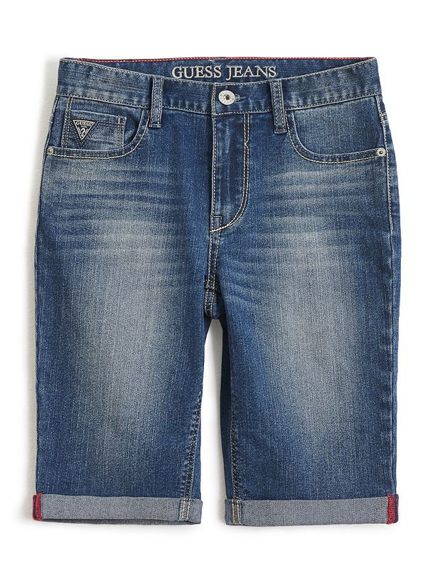 Short en denim Jameson (7-18)