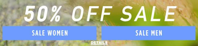 40-50% Off Sale