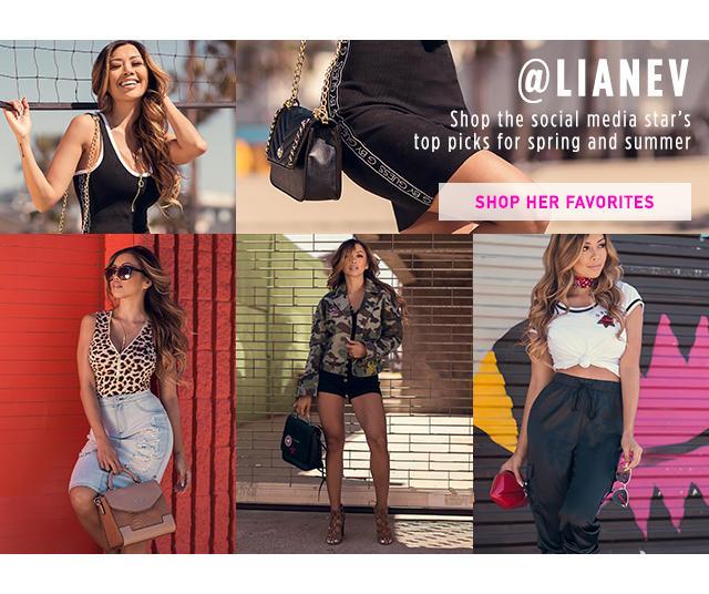 Shop LIANEV Favorites