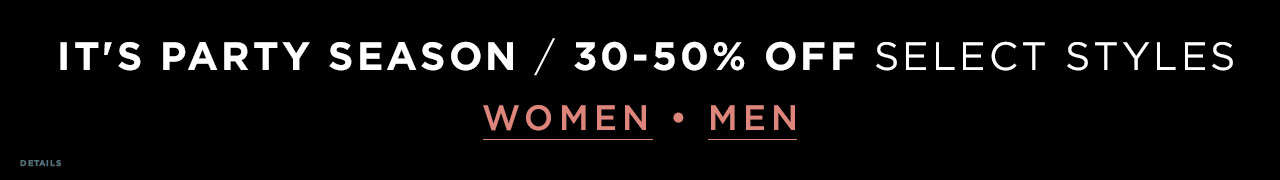 30-50% Off