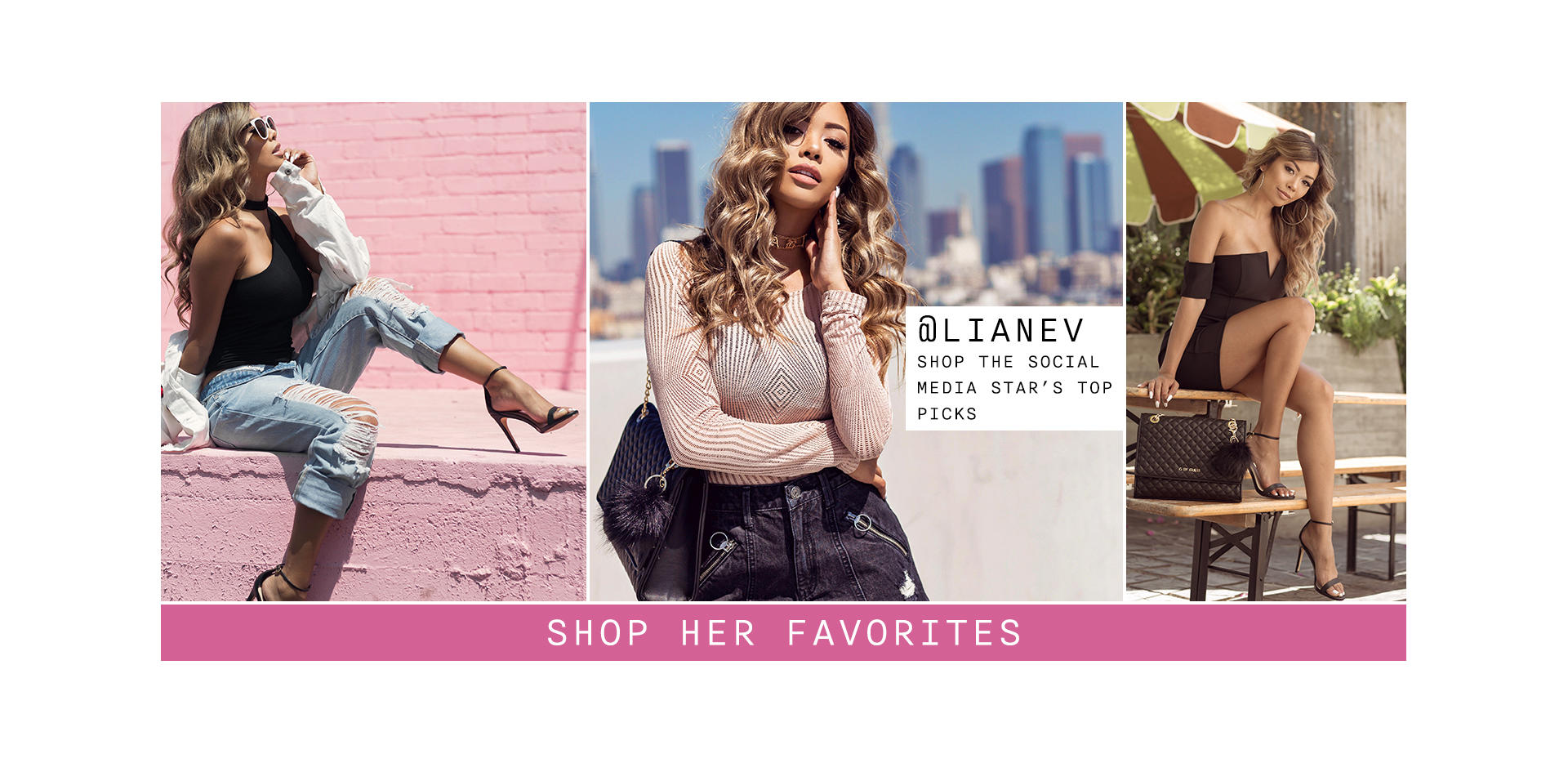 Shop LIANEV Favorites