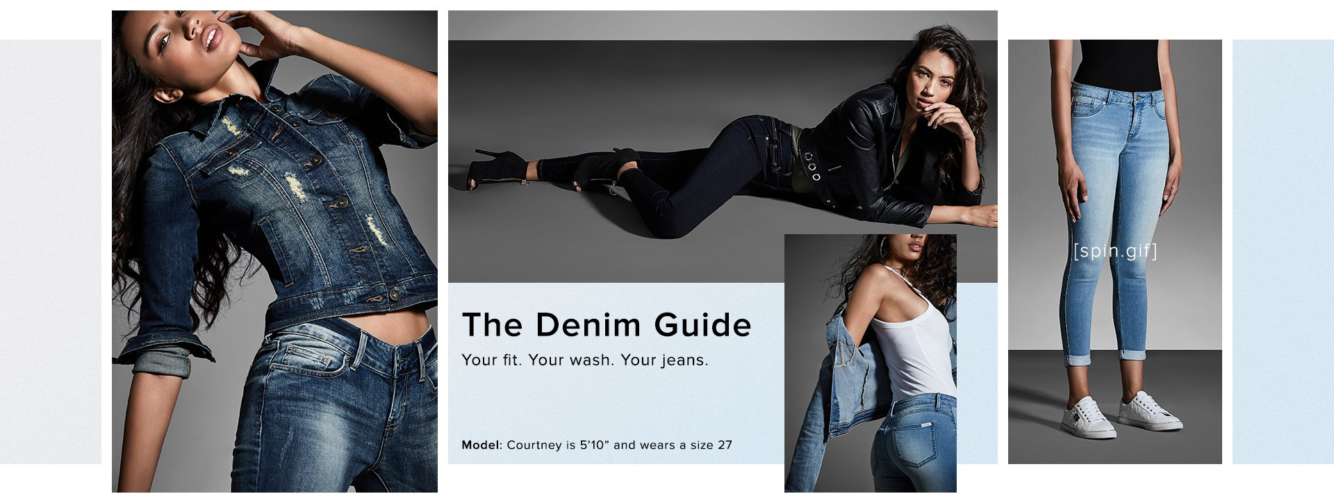 Womens Denim Guide