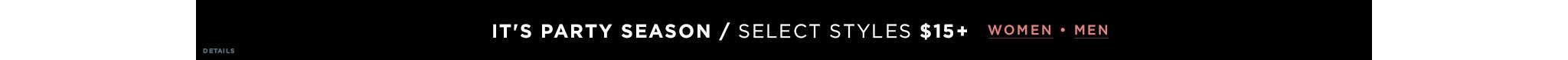 Select 15