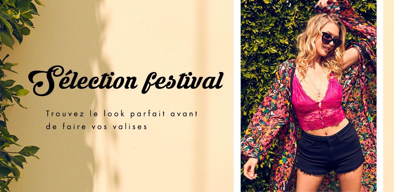 Festival Edit