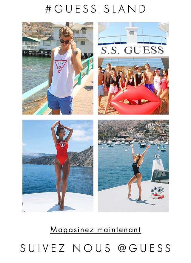 GUESS? instagram