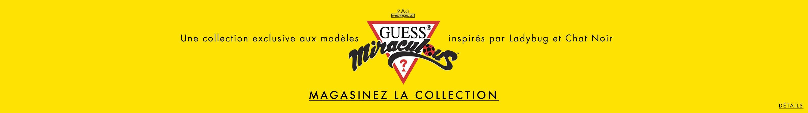 GUESS Miraculous
