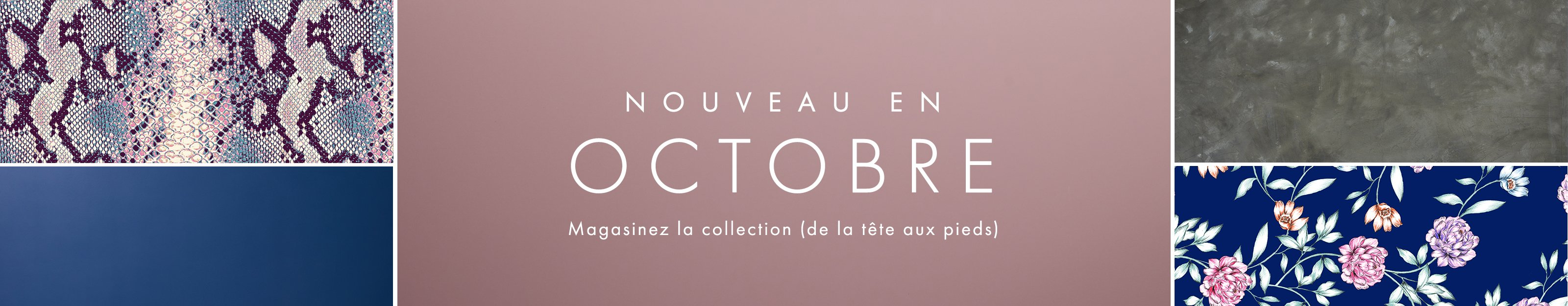 New Collection October