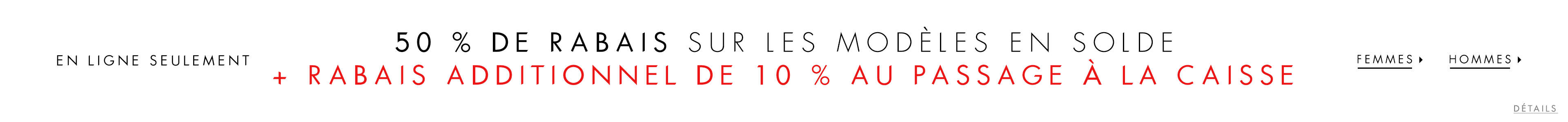 50% Off Sale Styles Plus Extra 10% At Checkout