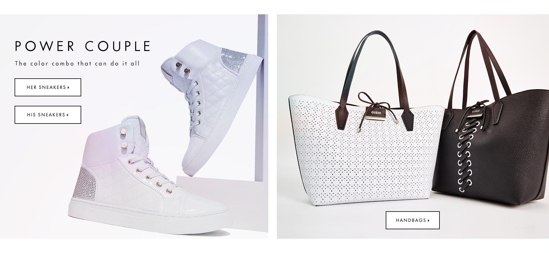 Sneakers and Handbags