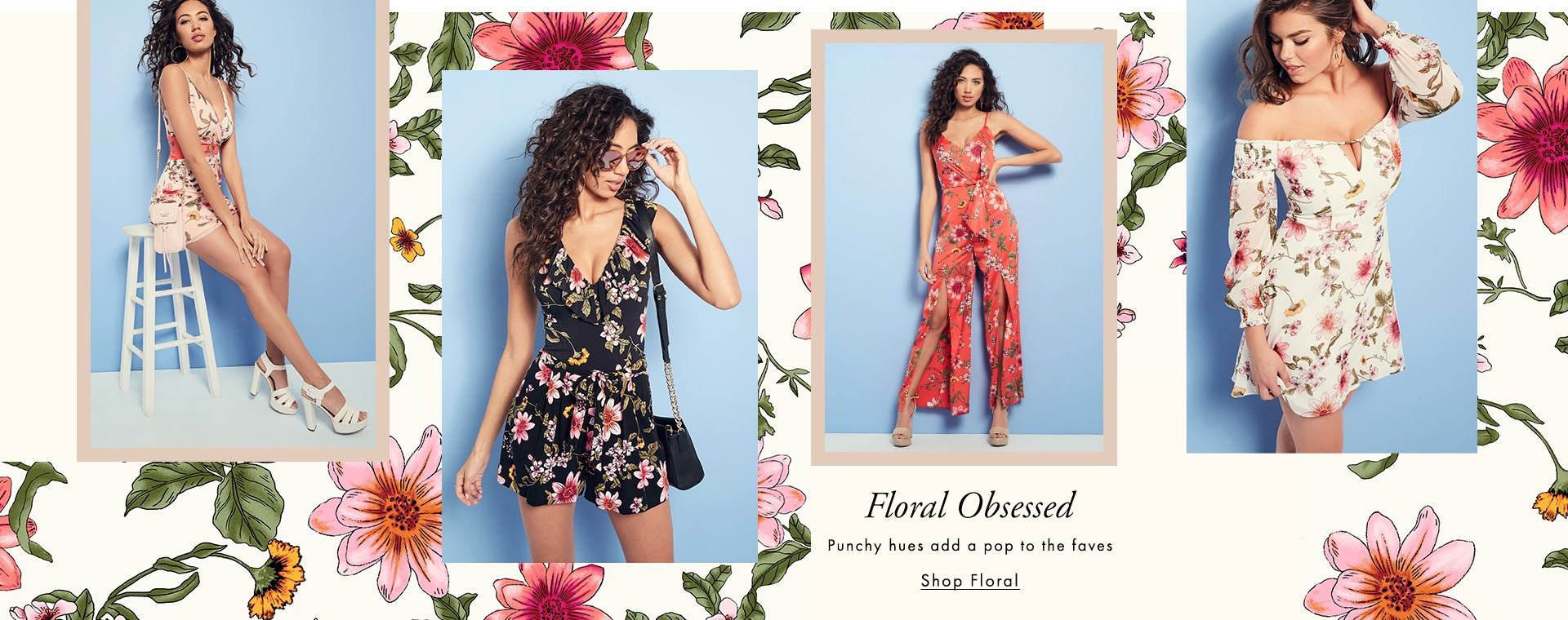 Floral Obsessed