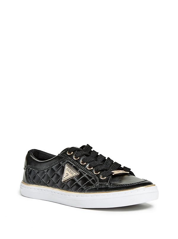 quilted low-top sneakers Cheap Sale Low Price Fee Shipping Get oibMlSvx