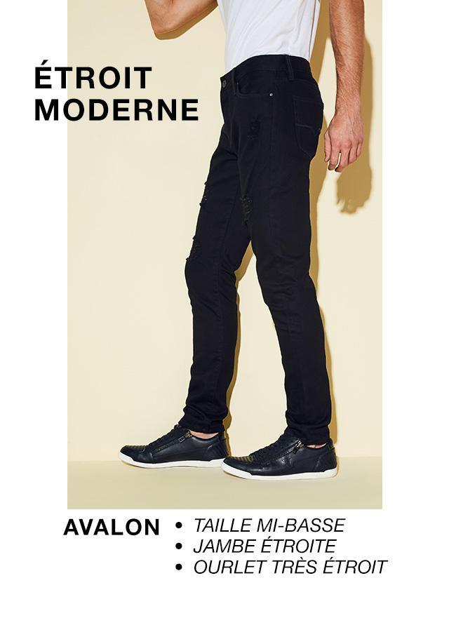 Modern Skinny: Avalon