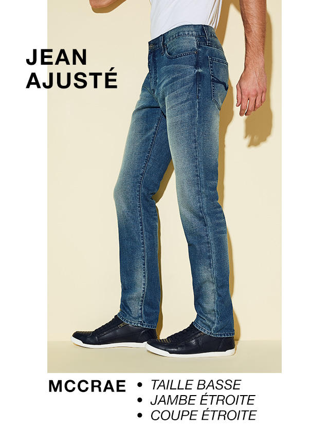Slim: Mccrae