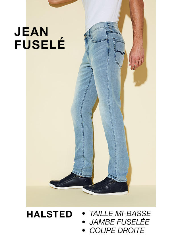 Tapered Halsted