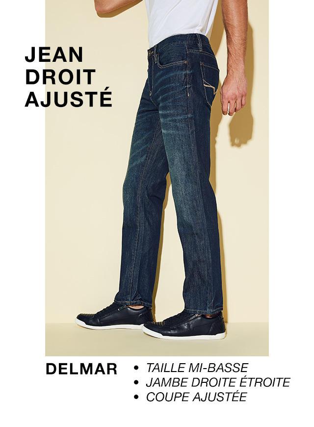 Slim Straight: Del Mar