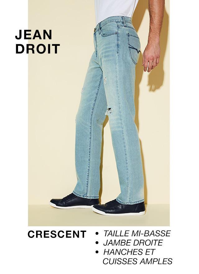 Straight: Crescent