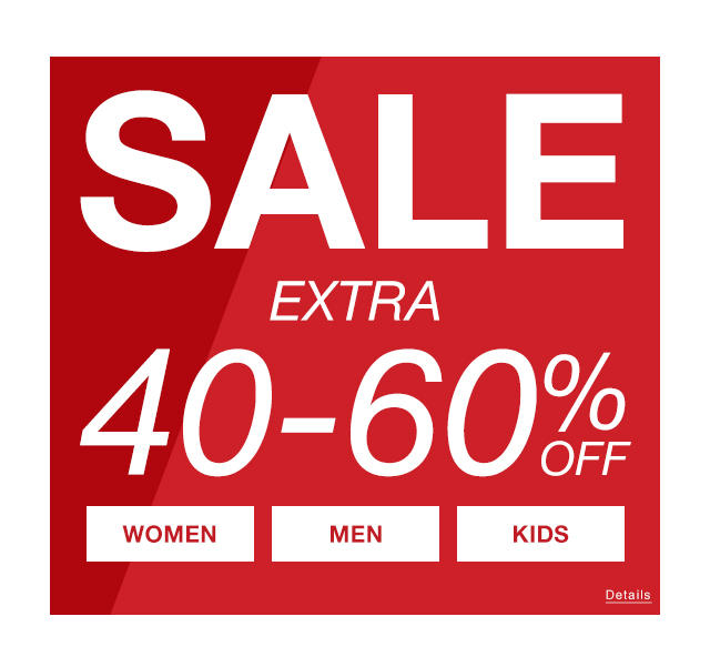 40-60% Off