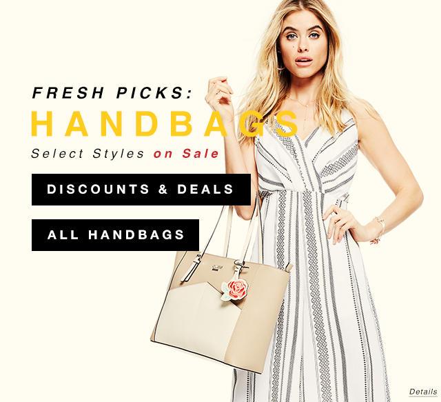 Fresh Picks: Handbags