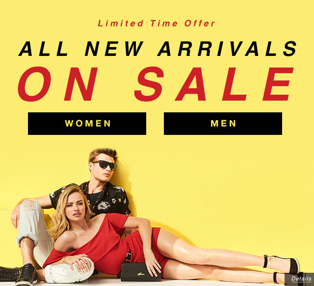 All New Arrivals On Sale