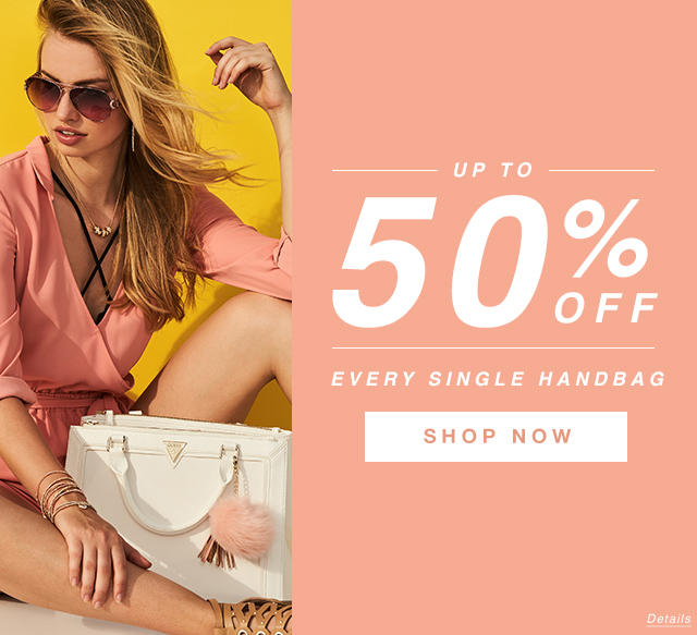 Up to 50% Off Handbags