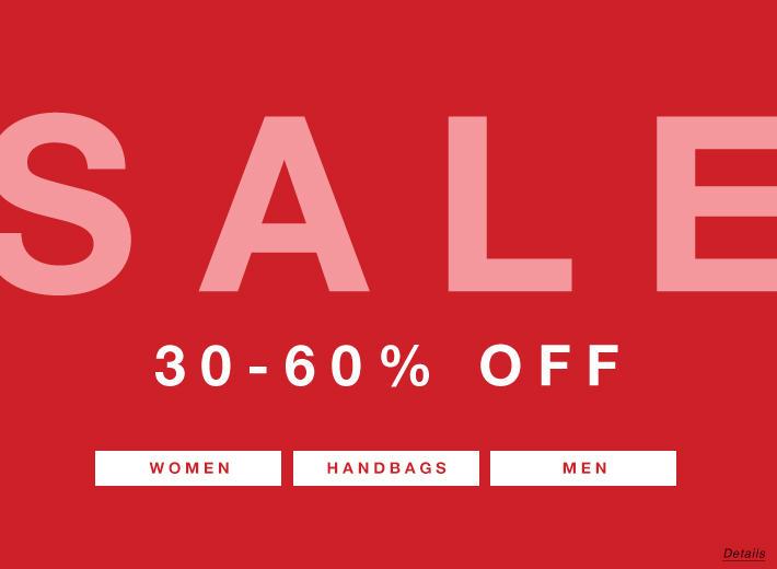 30-60% Off Sale