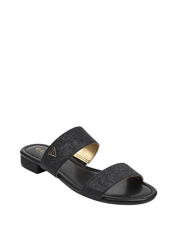 12ee22d2a Korine Double-Strap Slide Sandals
