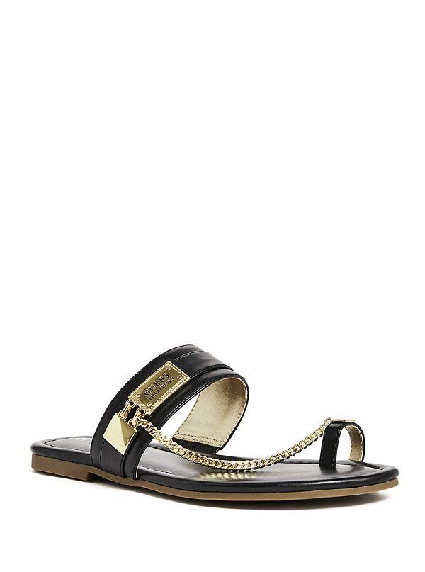 2d9a3f3e4 Landen Chain Sandals.  24.99. GFLANDEN