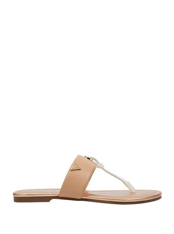 8aad3848310 Luelle T-Strap Slide Sandals