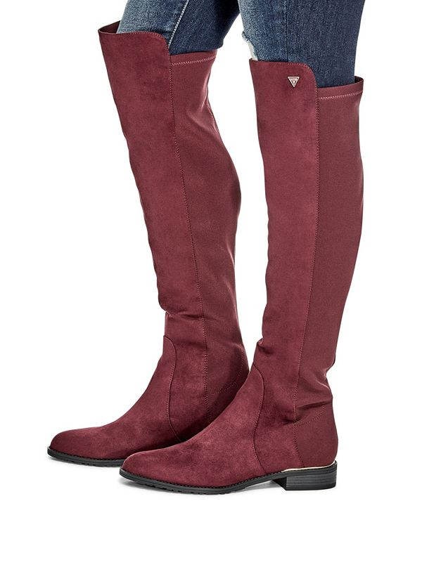 3011bf7de35 Shire Over-The-Knee Boots