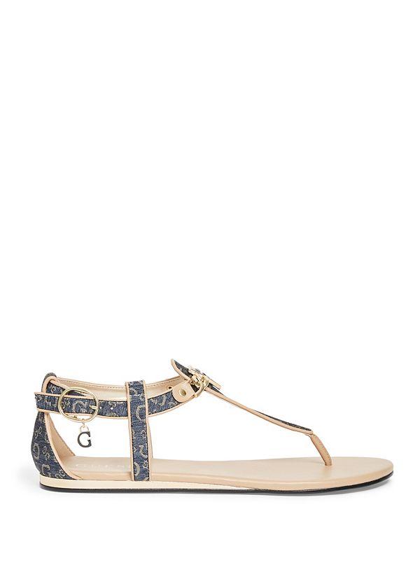 09380ed0ff1f Siara Logo Sandals