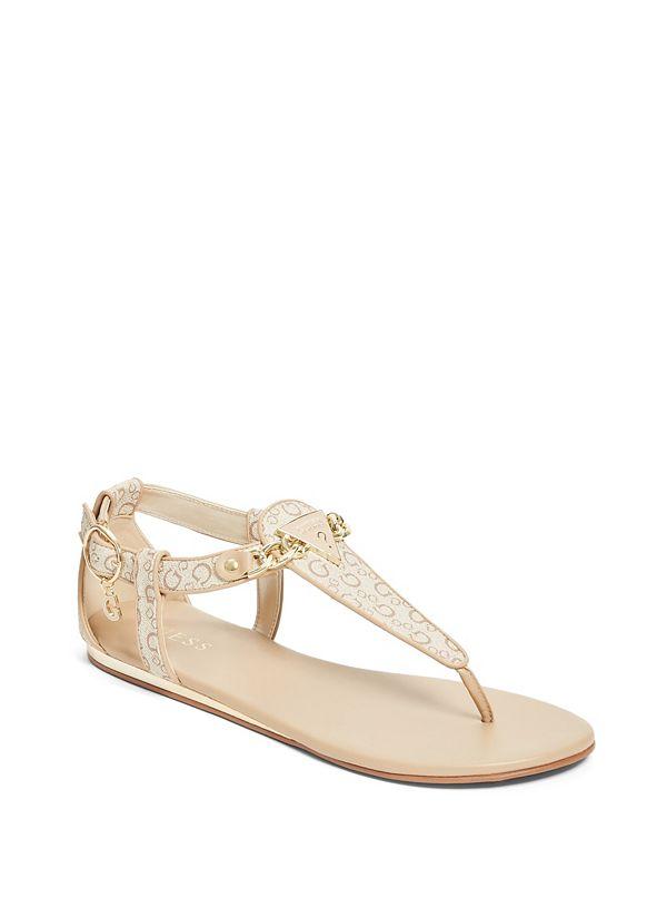 73c1ac1d61b0 Siara Logo Sandals