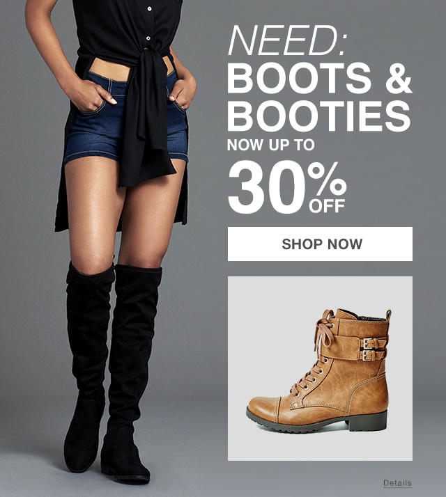 Boots & Booties