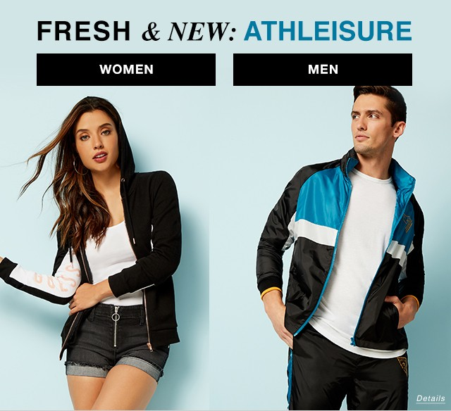 New arrivals activewear