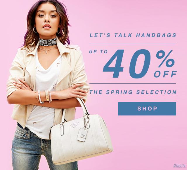 All Handbags On Sale