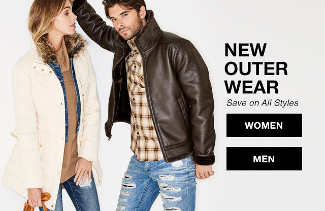 New Outerwear