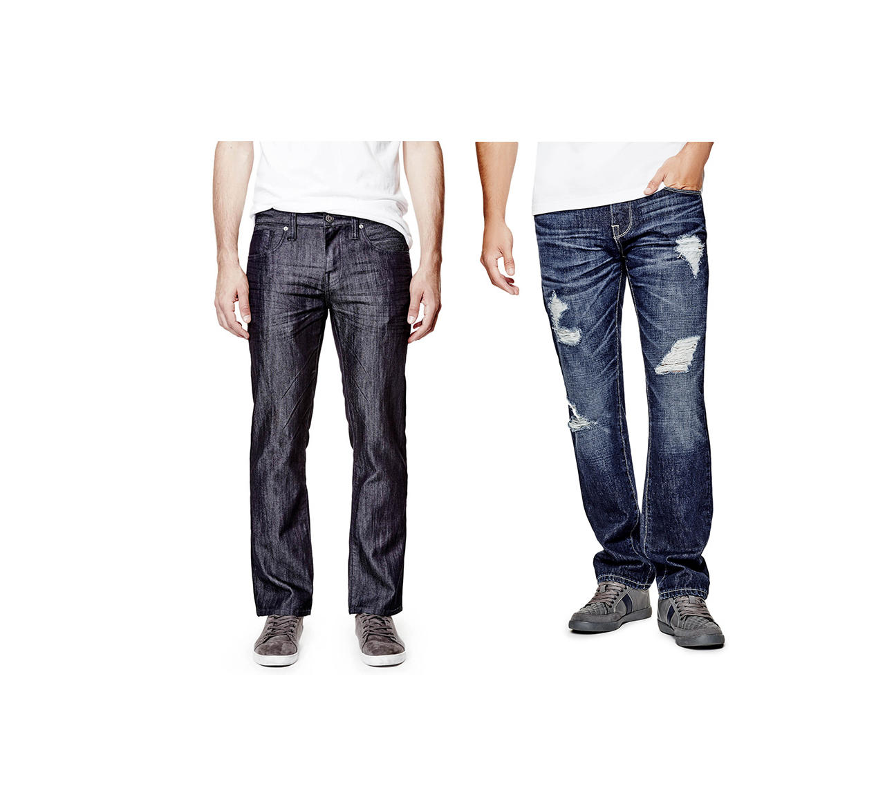 Men's Denim Fit Guide | GUESS Factory