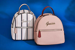 Guess Casual Backpacks For Girls, Off White : Buy Online at