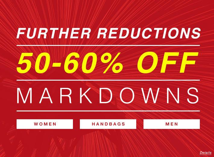 Sale: 50 - 60% Off